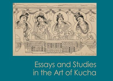 Buchcover Essays and Studies in the Art of Kucha, Dev Publishers & Distributors