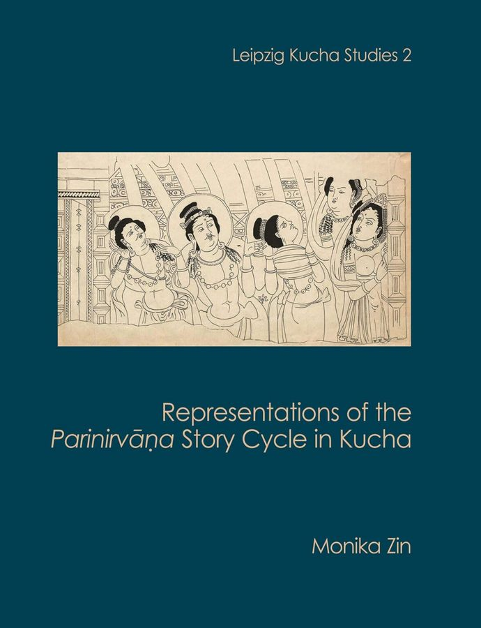Buchcover Representations of the Parinirvana Story Cycle in Kucha, Dev Publishers & Distributors